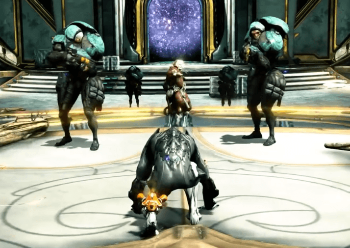 Warframe - one of the best RPGs for the PC