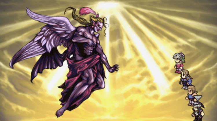 Final Fantasy 6 - Kefka