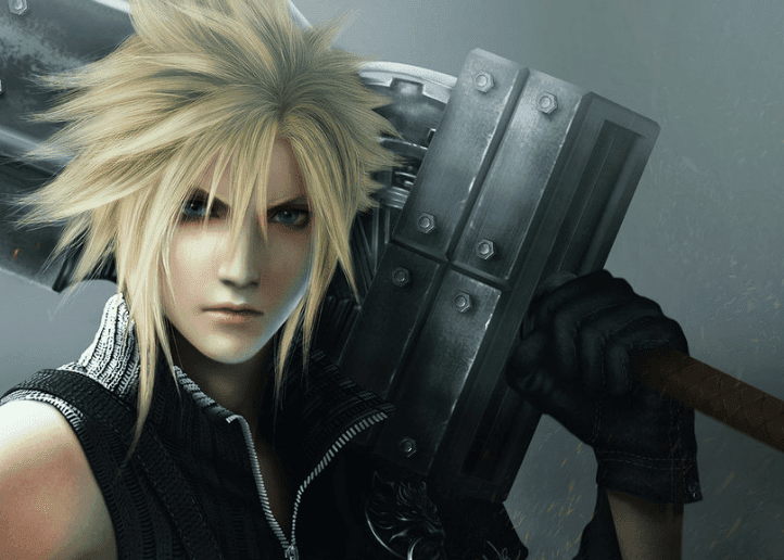 Final Fantasy 7 - Cloud Strife