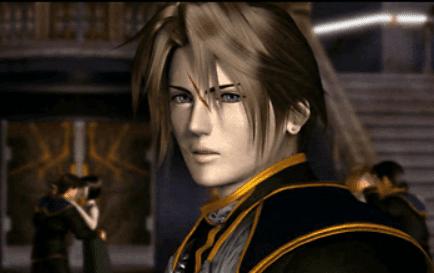 Final Fantasy 8 - Squall