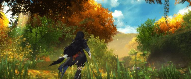 Tales of Berseria Velvet Crowe