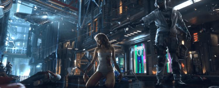 cyberpunk 2077 video game