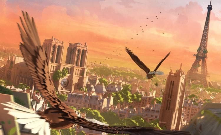eagle flight ps vr game