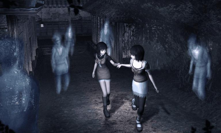 best japanese horror games
