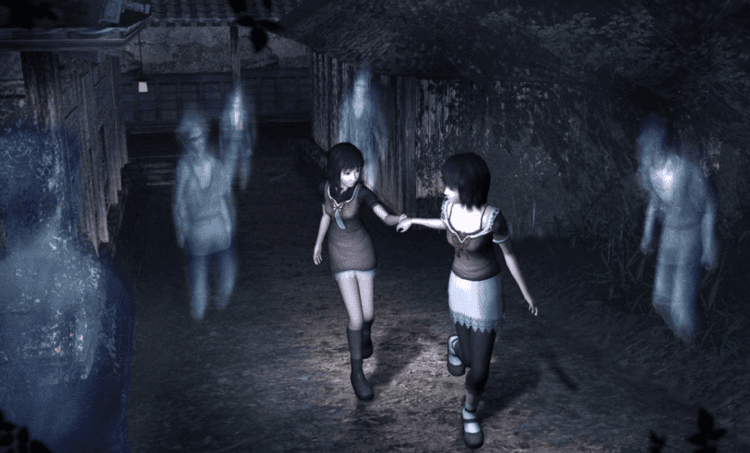 best japanese horror games