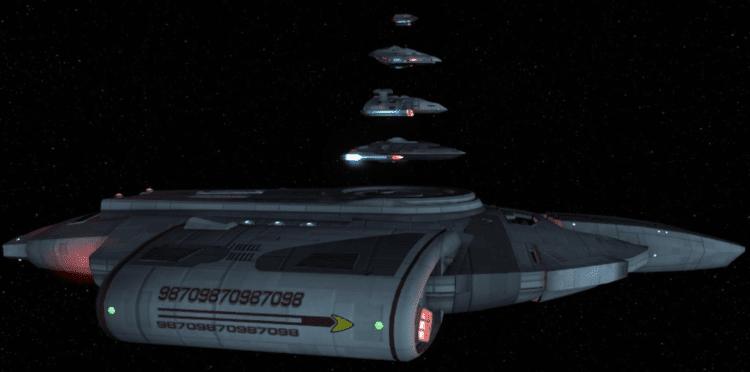 Star Trek Online Spaceship