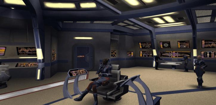 star trek online commander