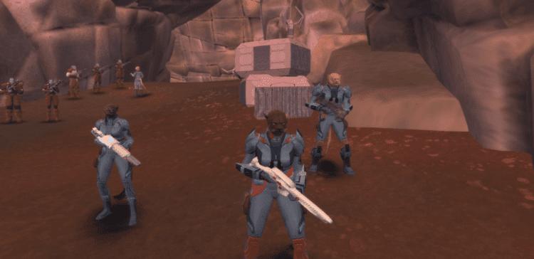 star trek online gameplay