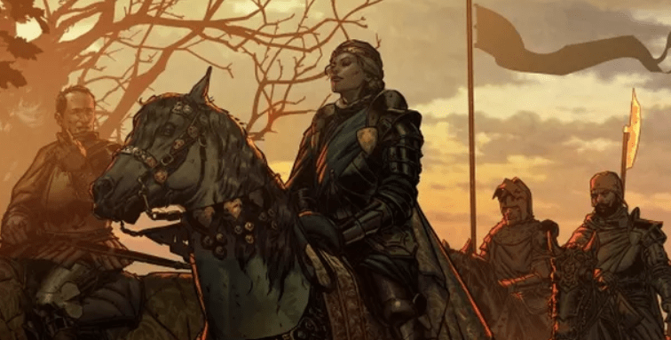 thronebreaker - queen meve