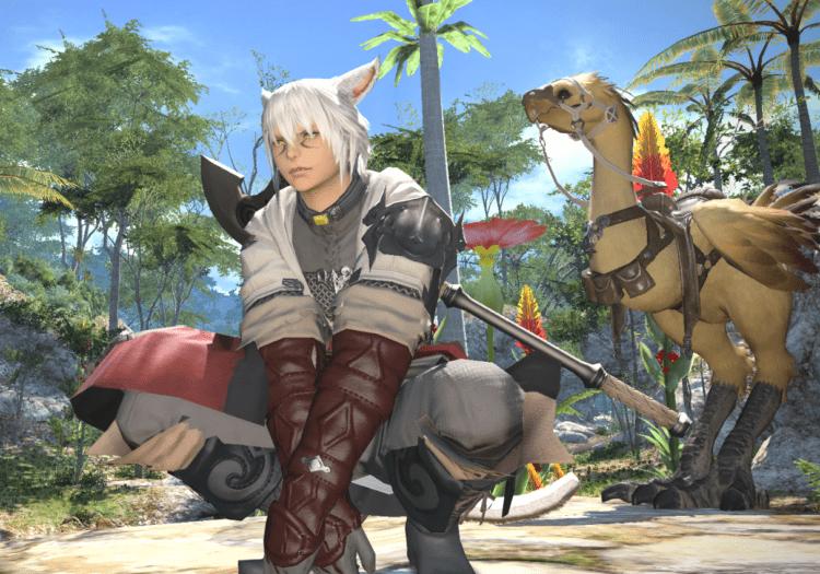 Final Fantasy Xiv graphics