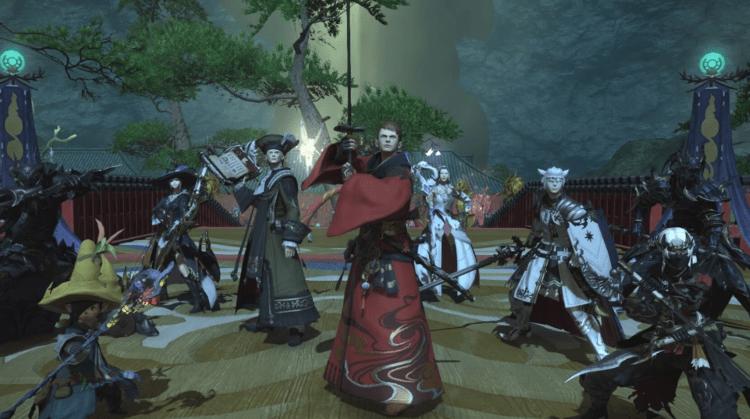 Final Fantasy Xiv races