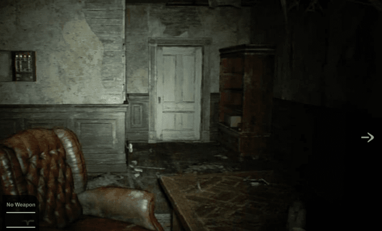 Resident Evil 7 Chapter 1 Mia