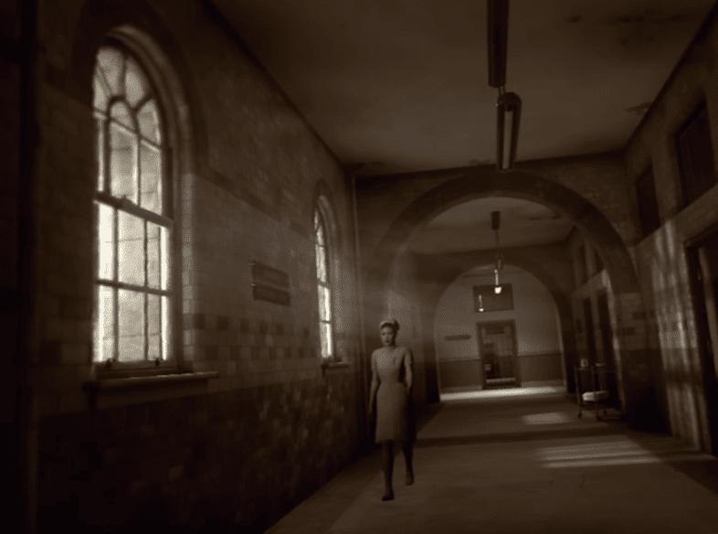 The Inpatient - Blackwood Sanitorium