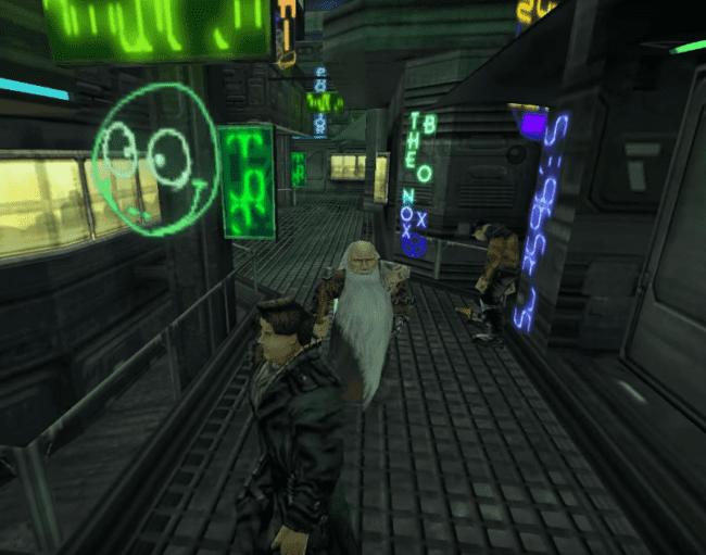 Anachronox - Gameplay