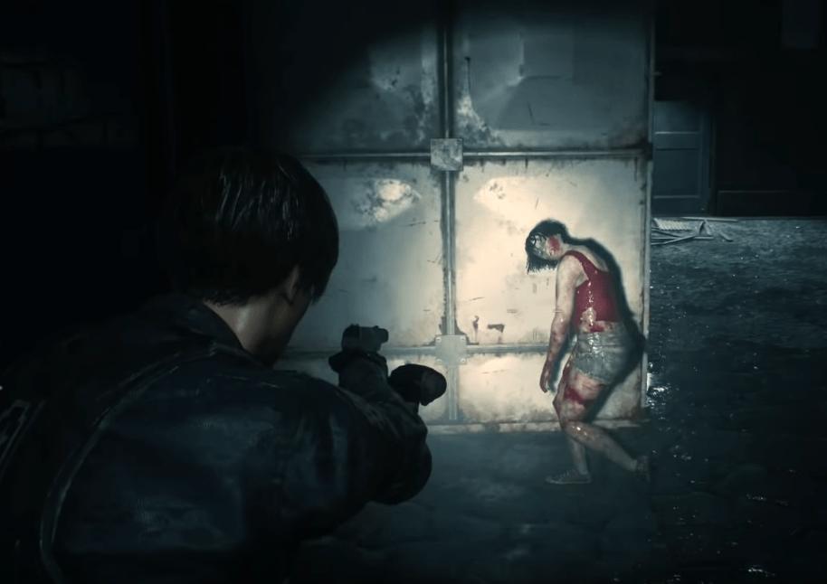 Resident Evil 2 Remake - Zombie