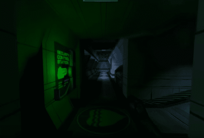 System Shock 2 Graphics