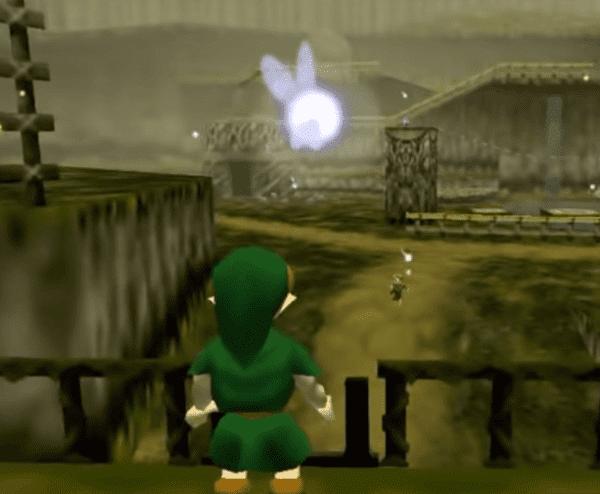 Legend of Zelda Ocarina of Time - Navi