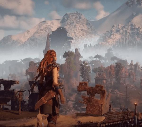 PS4 Gameplay - Horizon Zero Dawn