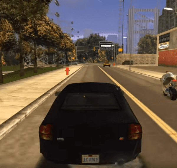 PSP Gameplay - Grand Theft Auto Liberty City Stories