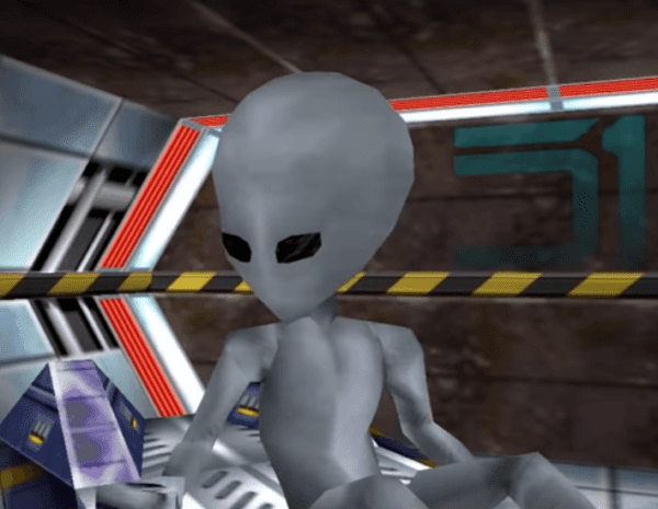 Perfect Dark N64 Review