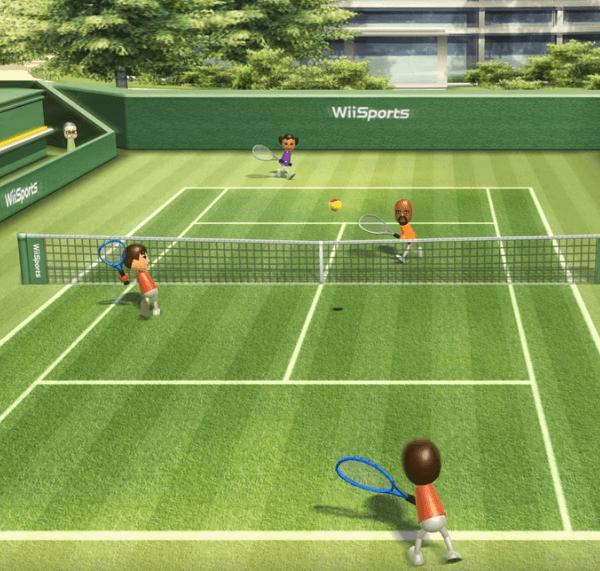 Wii Gameplay - Wii Sports