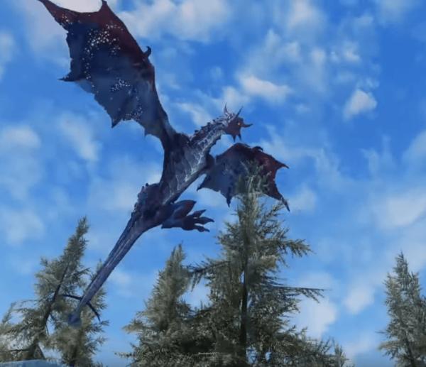 Diverse Dragons Collection SE Mod