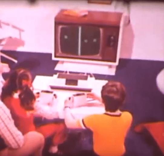Magnavox Odyssey - Gameplay