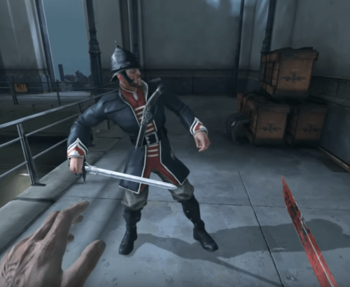 Dishonored Gameplay