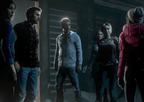 Until Dawn Gameplay