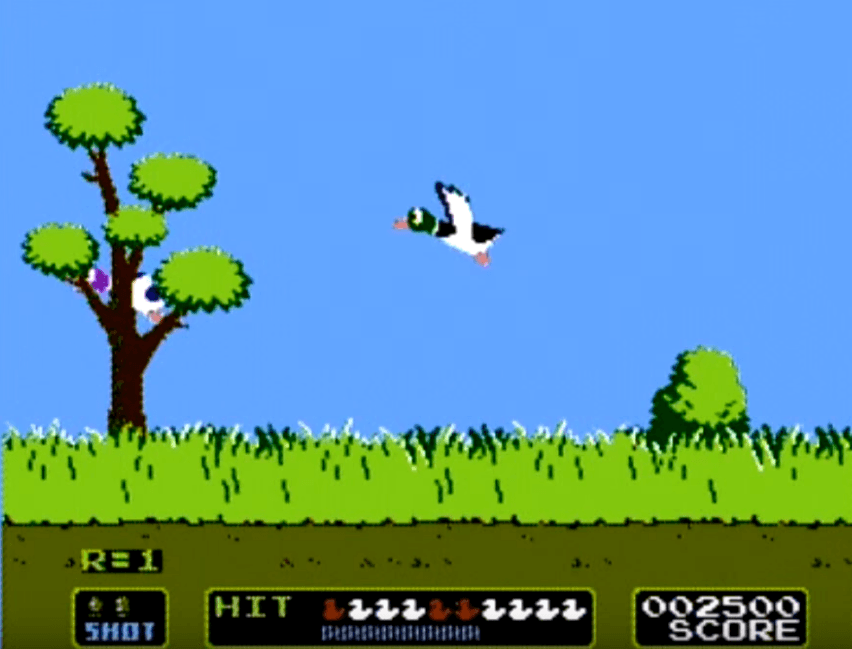 Duck Hunt Gameplay
