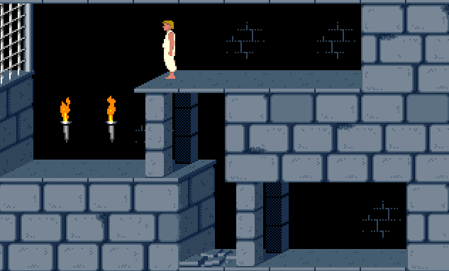 Prince of Persia - Gameplay