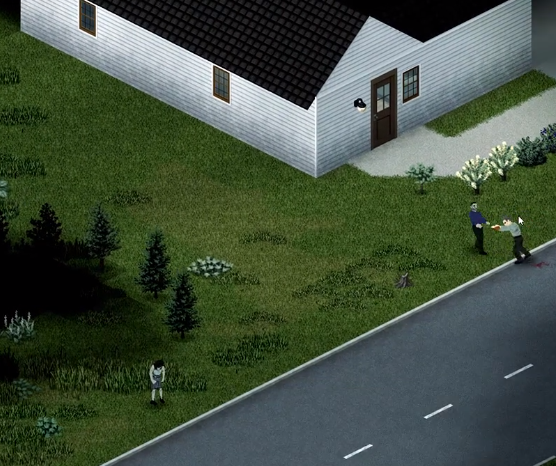 Project Zomboid - Gameplay