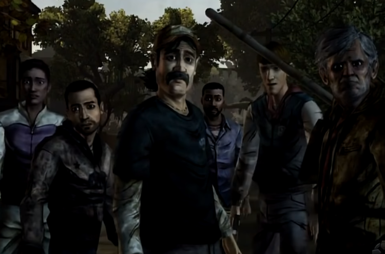 The Walking Dead - Telltale Series Characters