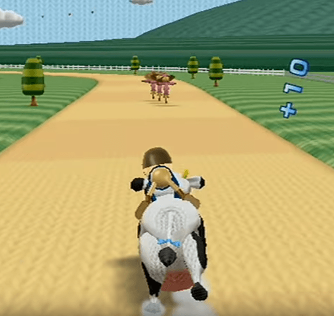 Wii Play Gameplay