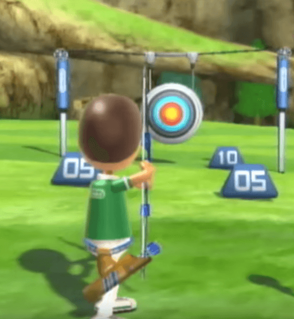 Wii Sports Resort Gameplay