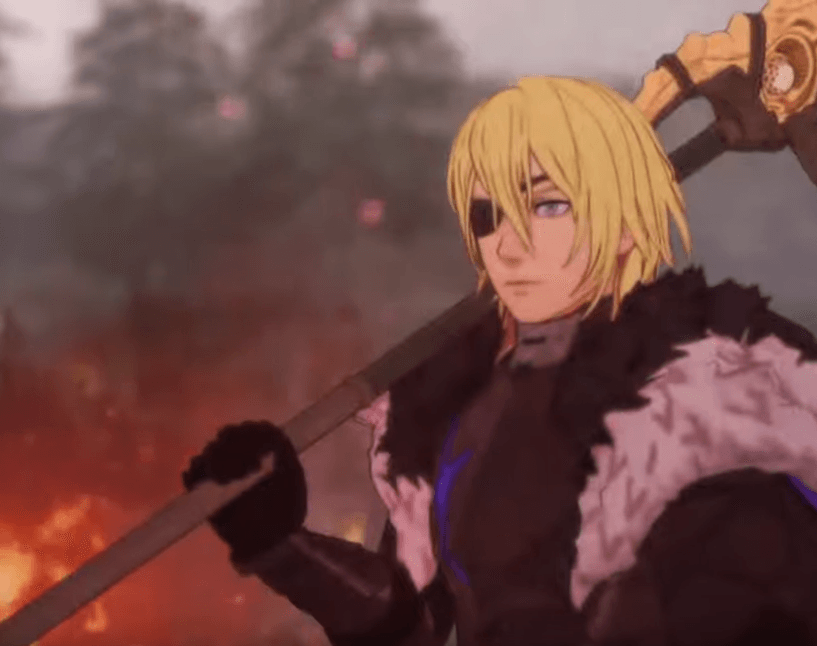 Fire Emblem - Three Houses Gameplay