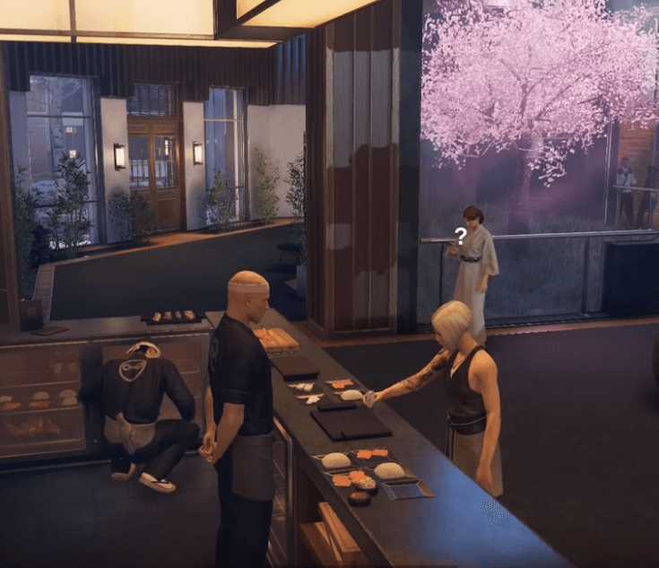 Hitman (2016) Gameplay