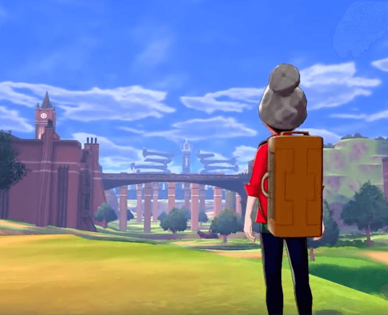 Pokémon Sword and Shield - Switch Gameplay