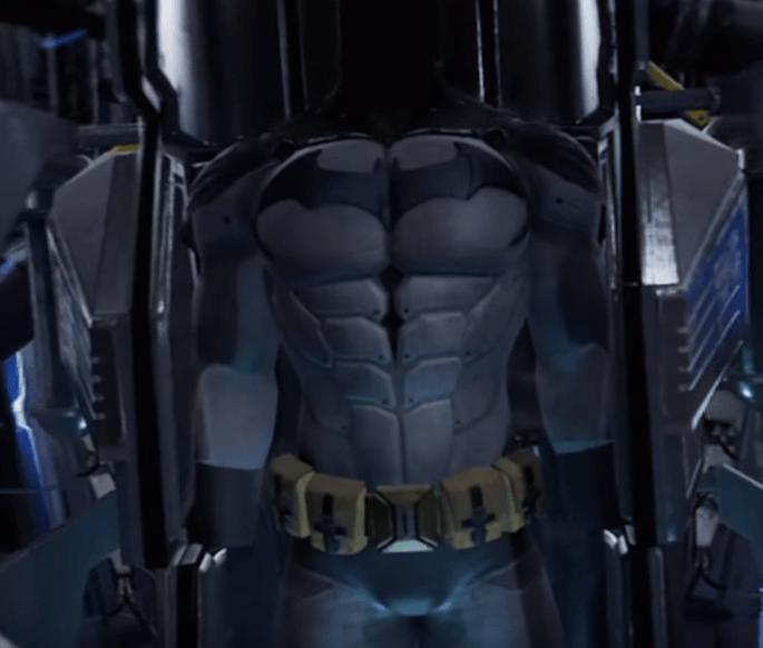 Batman Arkham VR Gameplay