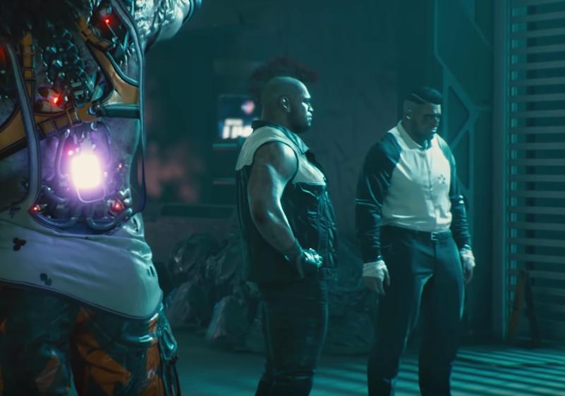 Cyberpunk 2077 - Characters