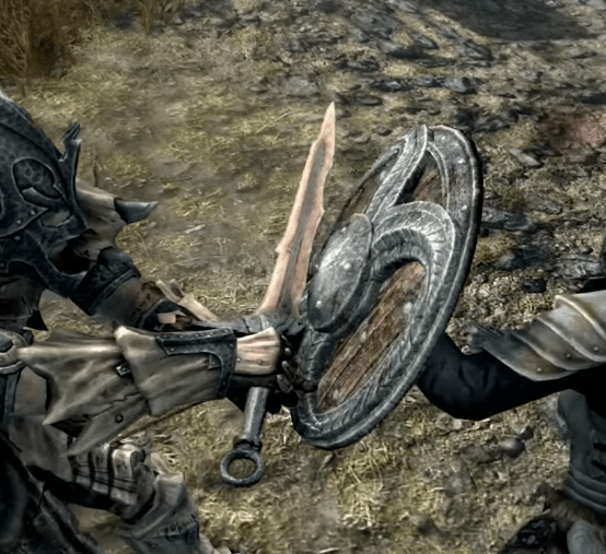 Dragonbone Sword