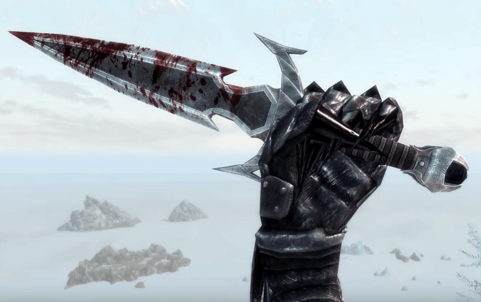 Mehrune's Dagger