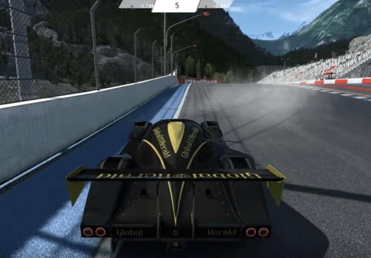 RaceRoom Gameplay