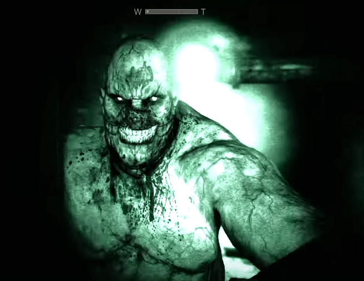 Outlast - Chris Walker