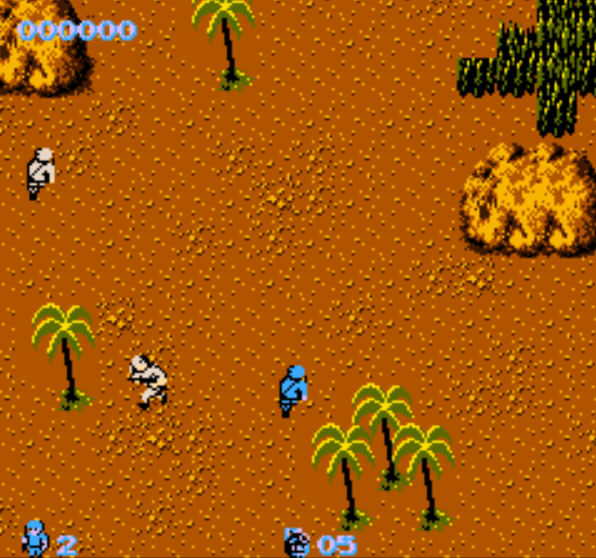 Play Commando Free Online
