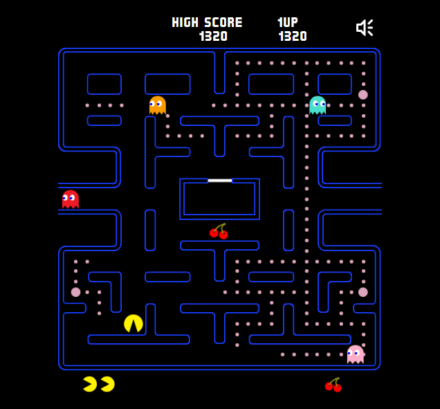 Play Pacman Free Online