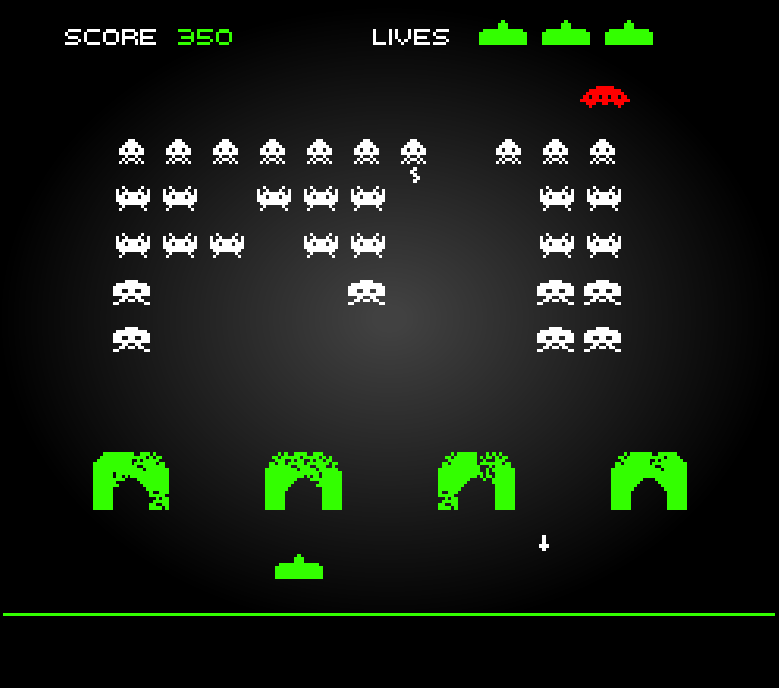 Play Space Invaders Free Online
