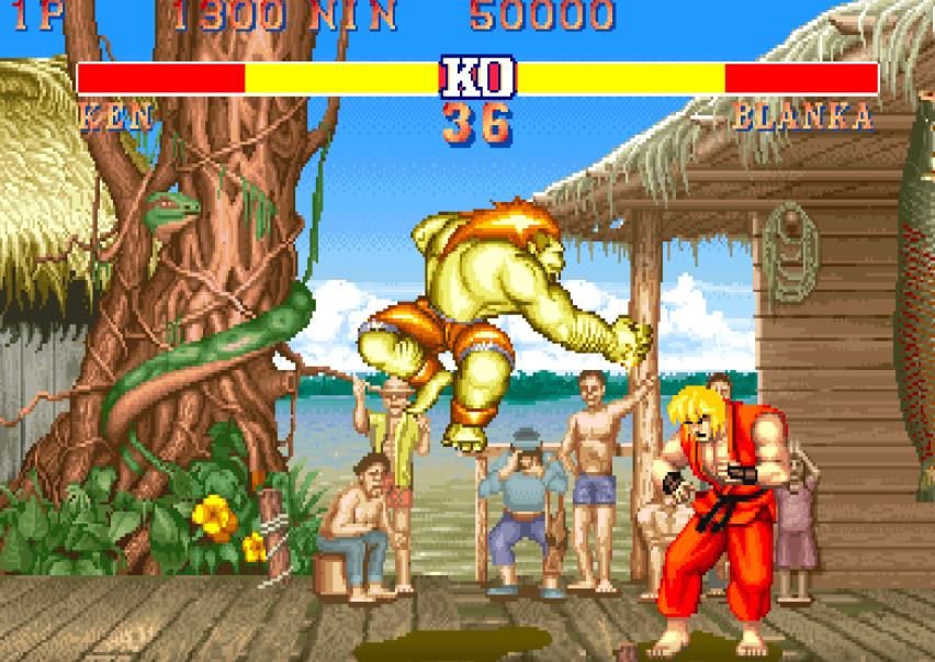 Play Street Fighter Free Online