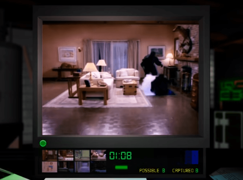 Night Trap - Gameplay