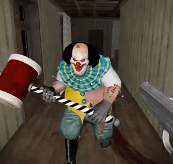 Horror Clown Pennywise Gameplay